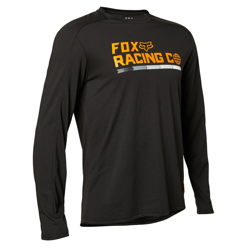 FOX Jersey Ranger Dr Race Co Black