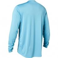 FOX Jersey Ranger Vert Sulphur Blue LS