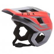 FOX - Kask Dropframe Pro Sideswipe Light Grey MIPS