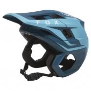 FOX - Kask Dropframe Pro Sideswipe Light Blue MIPS
