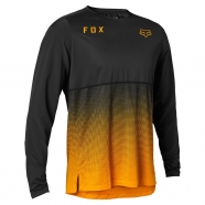 FOX - Jersey Flexair Black/Gold