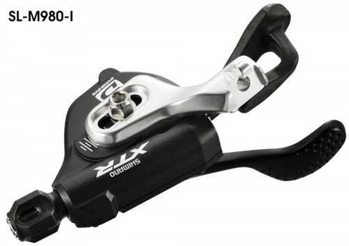 Shimano Dźwignia przerzutki XTR SL-M980 Rapidfire Plus