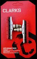 Clarks - Klocki hamulcowe z 2 kompletami wkładek MTB CP513