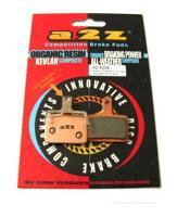 A2Z - Klocki do hamulców Shimano Deore BR-M515/M495/M475/M465/M415/C501/C601/M465/M475/M4 AZ-620S