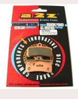 A2Z - Klocki do hamulców Shimano Saint 2009 AZ-640S