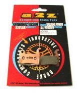A2Z - Klocki do hamulców Shimano XTR/XT/SAINT/LX/HONE/DEORE BR-M965 /M966/M800/M765/M755/HONE M601/M585/M545/M535+ AZ-630S.
