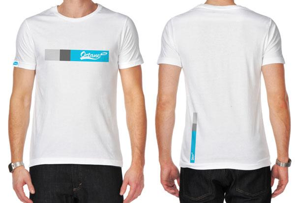 """Octane One T-shirt """"Modern"""""""