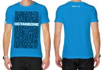 "Octane One - T-shirt ""Typo"""