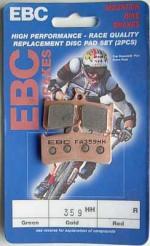 EBC - Klocki do hamulców Grimeca S-12 [CFA359HH Gold]