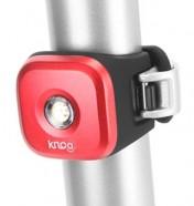 Knog - Lampka pozycyjna Blinder 1 Standard USB tył