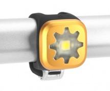 Knog - Lampka pozycyjna Blinder 1 Cog USB przód