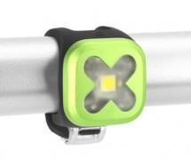 Knog - Lampka pozycyjna Blinder 1 Cross USB przód