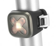 Knog - Lampka pozycyjna Blinder 1 Cross USB tył