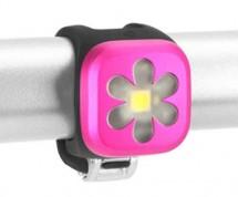Knog - Lampka pozycyjna Blinder 1 Flower USB przód