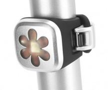 Knog - Lampka pozycyjna Blinder 1 Flower USB tył