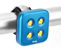 Knog - Lampka pozycyjna Blinder 4 Standard USB przód