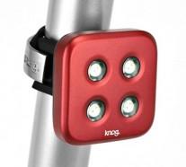 Knog - Lampka pozycyjna Blinder 4 Standard USB tył