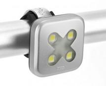 Knog - Lampka pozycyjna Blinder 4 Cross USB przód