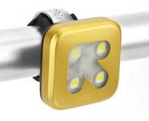Knog - Lampka pozycyjna Blinder 4 Arrow USB przód