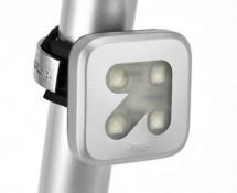 Knog - Lampka pozycyjna Blinder 4 Arrow USB tył
