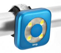 Knog - Lampka pozycyjna Blinder 4 Circle USB przód