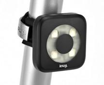 Knog - Lampka pozycyjna Blinder 4 Circle USB tył