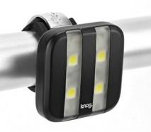 Knog - Lampka pozycyjna Blinder 4 Stripes USB przód