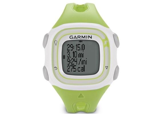 Garmin Garmin Forerunner 10 (zielono - biały)