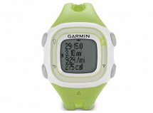 Garmin - Garmin Forerunner 10 (zielono - biały)