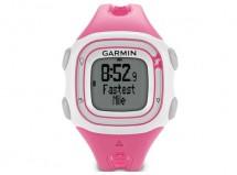 Garmin - Garmin Forerunner 10 (różowo - biały)