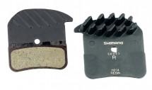 Shimano - Klocki hamulcowe SAINT BR-M820, ZEE (H03C)