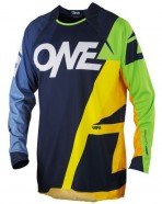 ONE Industries - Jersey Vapor Green