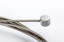 Accent - Linka hamulca ze stali nierdzewnej szlifowana