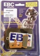 EBC - Klocki do hamulców Avid X0 Trail, Sram Guide [CFA633HH Gold]