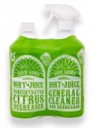 Juice Lubes - Dwupak do mycia Dirt Juice Double Pack