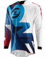 ONE Industries - Jersey Gamma White Blue