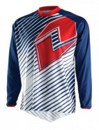 ONE Industries - Jersey Atom Lines Navy Red