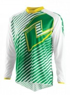 ONE Industries - Jersey Atom Lines Green Yellow [2014.5]