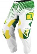 ONE Industries - Spodnie Atom Lines Green Yellow