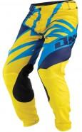 ONE Industries - Spodnie Atom Lite Charge Navy Yellow [2014.5]
