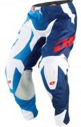 ONE Industries - Spodnie Gamma Erupt White Blue [2014.5]