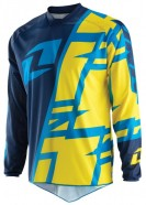 ONE Industries - Jersey Atom Lite Charge Navy Yellow