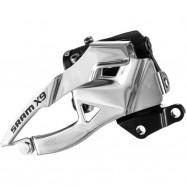SRAM - Przerzutka przednia X9 (2x10 biegów) S3