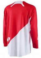 ONE Industries Jersey Gamma Solid Red White [2015]