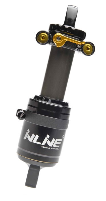 Cane Creek Damper Double Barrel Inline