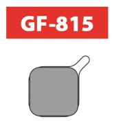 Goldfren - Klocki hamulcowe Cannondale (Coda) Caliper [815-AD]