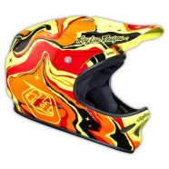 Troy Lee Designs - Kask D2 Galaxy