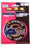 A2Z - Klocki do hamulców Shimano XTR (M985), XT (M785), SLX(M666) 2012 + AZ-635