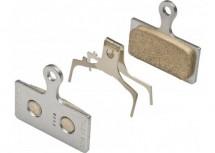 A2Z - Klocki do hamulców Shimano XTR (M985), XT (M785), SLX(M666) 2012 + AZ-635A Silver