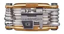Crank Brothers - Klucz wielofunkcyjny MULTI-17